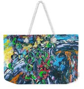 Abstract Still Life Weekender Tote Bag