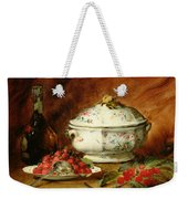 Still Life With A Soup Tureen Weekender Tote Bag