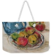 Still Life With Blue Teapot 2 Weekender Tote Bag