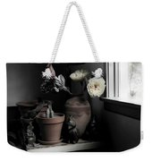 Still Life With Cactus Weekender Tote Bag