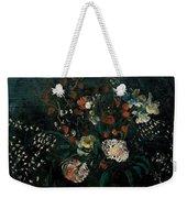 Still Life With Flowers Boris Grigoriev Weekender Tote Bag