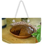 Still Life With Gingerbread Weekender Tote Bag