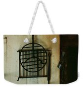 Still Life With Hearth Tools Weekender Tote Bag