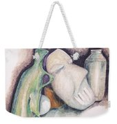 Still Life With Mask Weekender Tote Bag