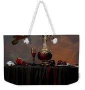 Still Life With Pomegranate Weekender Tote Bag