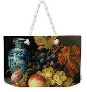 Still Life With Rasberries Weekender Tote Bag