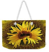 Still Life With Sunflower Weekender Tote Bag