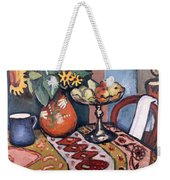 Still Life With Sunflowers II Weekender Tote Bag