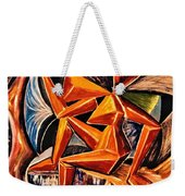 Still Searching For The Essence Of Life Weekender Tote Bag