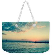 Still Water Weekender Tote Bag