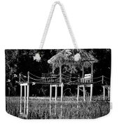 Stilt Dock Weekender Tote Bag