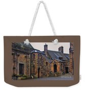 Stirling Castle Courtyard, Scotland Weekender Tote Bag