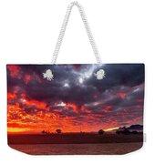 Stirling Ranges Sunrise Weekender Tote Bag