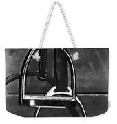 Stirrup Irons Weekender Tote Bag