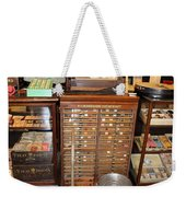 Stitch In Time Weekender Tote Bag
