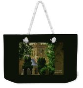 St. Nicholas Church, Yorkshire England Weekender Tote Bag