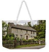 Stockbridge Mission House Weekender Tote Bag