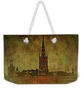 Stockholm Painting V Weekender Tote Bag