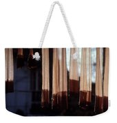 Stockings Out To Dry Two  Weekender Tote Bag
