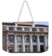 Stockton City Hall Weekender Tote Bag