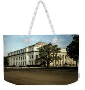 Stockton Civic Auditorium 2 Weekender Tote Bag