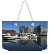 Stockton Waterscape Weekender Tote Bag by Carol Groenen