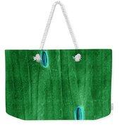 Stomata In A Green Onion Leaf, Esem Weekender Tote Bag