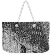 Stone And Lace Weekender Tote Bag