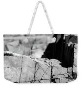 Stone Architecture Weekender Tote Bag