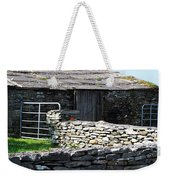 Stone Barn Doolin Ireland Weekender Tote Bag