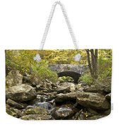 Stone Bridge 6063 Weekender Tote Bag
