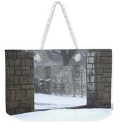 Stone Cellar Weekender Tote Bag