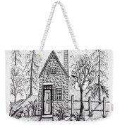 Stone Cottage Weekender Tote Bag