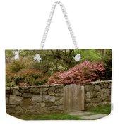 Stone Gate Weekender Tote Bag