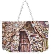 Stone House In Skagit County Weekender Tote Bag