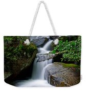 Stone Mountain Falls Weekender Tote Bag