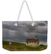 Stone Schoolhouse Weekender Tote Bag