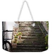 Stone Stairs Weekender Tote Bag