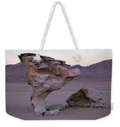 Stone Tree Weekender Tote Bag
