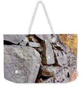 Stone Wall 2 Weekender Tote Bag