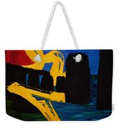 Stonehenge Abstract Evolution1 Weekender Tote Bag