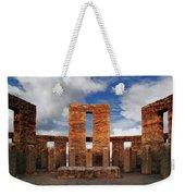 Stonehenge Altar Weekender Tote Bag