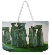 Stonehenge In Spring 2 Weekender Tote Bag