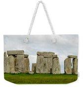 Stonehenge Monument Weekender Tote Bag