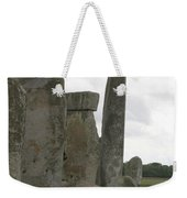 Stonehenge Side Pillars Weekender Tote Bag