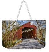 Stonelick Covered Bridge Weekender Tote Bag