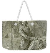 Stonewall Jackson Before The Battle Weekender Tote Bag