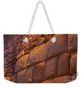 Stonewalled  Weekender Tote Bag