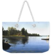 Stoney Lake Weekender Tote Bag