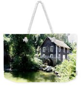 Stony Brook Gristmill And Museum Weekender Tote Bag
